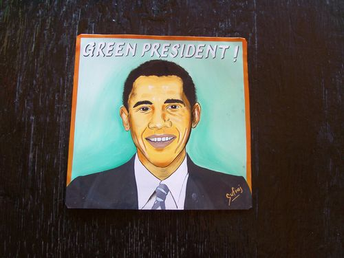 Obama by Sufraj 3