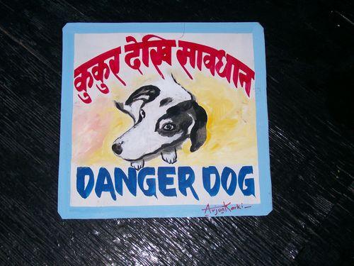 Arjun.b&wnepaldog