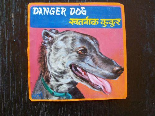 Jake Greyhound Pit by Sabala