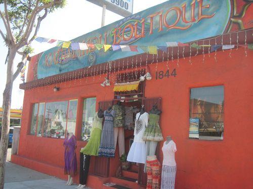 Kathmandu Boutique Outside