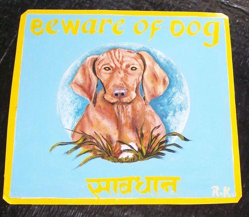 Vishla puppy by Ram Krishna