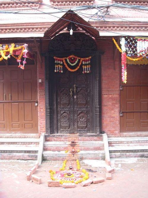 Laxmi Puja celebration