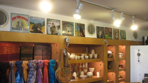 Folk art Museum store