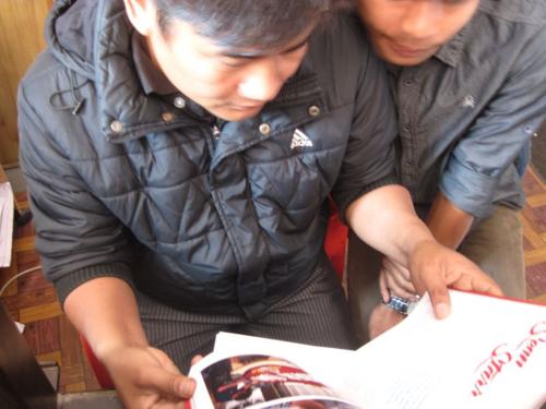 Artists' Studios in Nepal