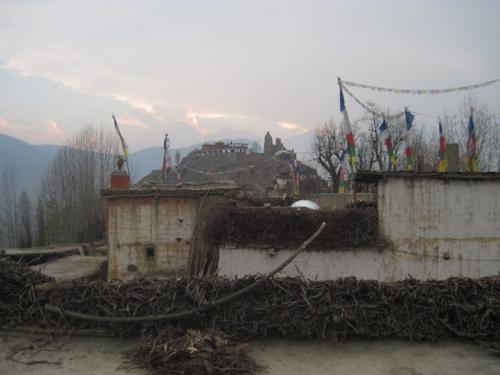 Jhong, Mustang, Nepal