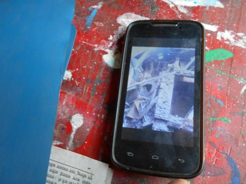 Kathmandu quake victim's house