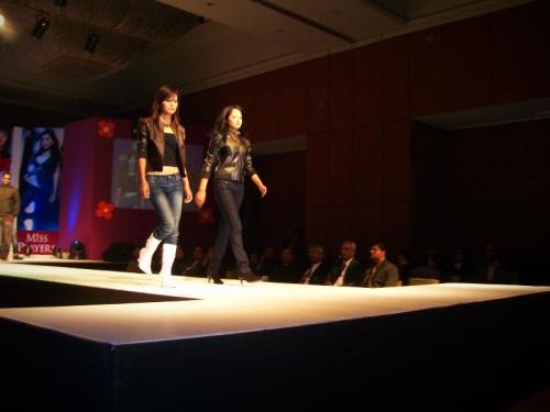 Fashion show in Kathmandu