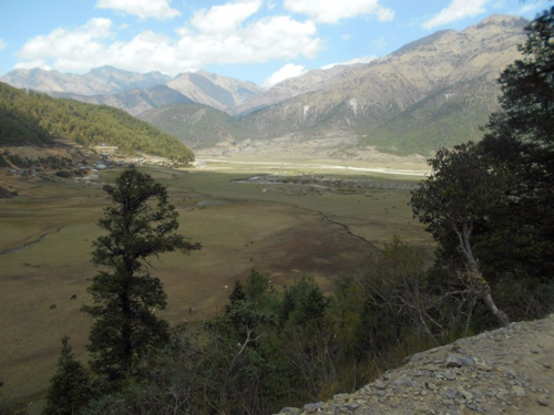 view of Dhorpatan Hunting Reserve