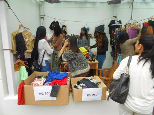 Nepal Fashion Blogger Bazaar